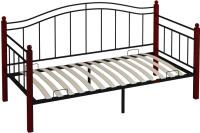 Кровать-тахта Сакура Гарда-8 (вишневый) -