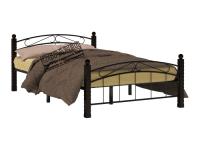 Односпальная кровать Сакура Гарда-15 90 (черный) -