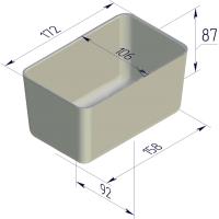 Форма для выпечки Спика Спика 11В / 22702 -