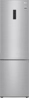 Холодильник с морозильником LG GA-B509CMTL -
