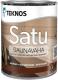 Пропитка для дерева Teknos Satu Saunavaha (900мл, белый) -