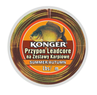 Поводок рыболовный Konger Summer/Autumn / 960005035 (5м) -
