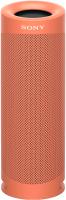 Портативная колонка Sony SRS-XB23 (красный) -