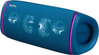 Портативная колонка Sony SRS-XB43 (синий) -