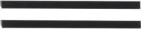Комплект ручек для мебели Aquanet Nova / 243729 (черный матовый) -