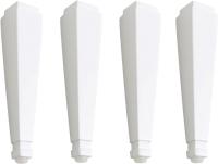 Комплект ножек для мебели в ванную Aquanet Бостон М / 203978 -