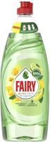 Средство для мытья посуды Fairy Pure&Clean Бергамот и Имбирь (650мл) -