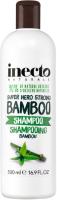 Шампунь для волос Inecto Naturals укрепляющий с экстрактом бамбука (500мл) -