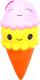 Игрушка сквиши Squishy Вафельный рожок / SQW-26 -