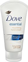 Крем для рук Dove Основной уход (75мл) -