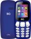 Мобильный телефон BQ One BQ-1844 (темно-синий) -