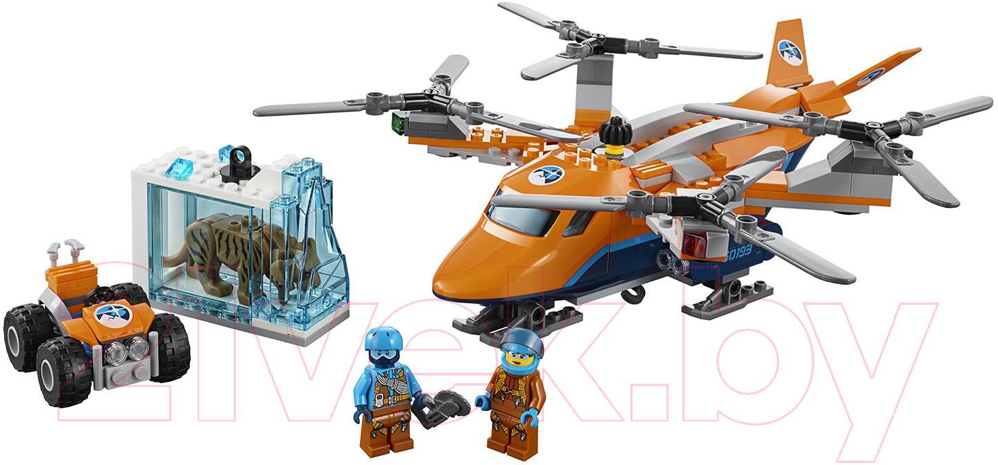 Купить Конструктор Lego, City Арктический вертолёт 60193, Китай, пластик
