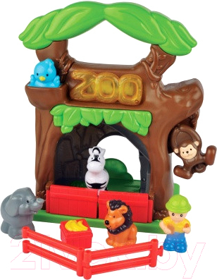 Купить Развивающая игрушка RedBox, Электронный зоопарк / 25615, Китай