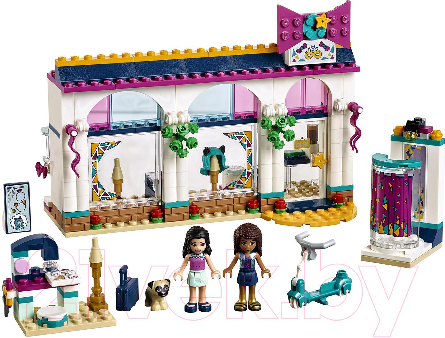 Купить Конструктор Lego, Friends Магазин аксессуаров Андреа 41344, Китай, пластик