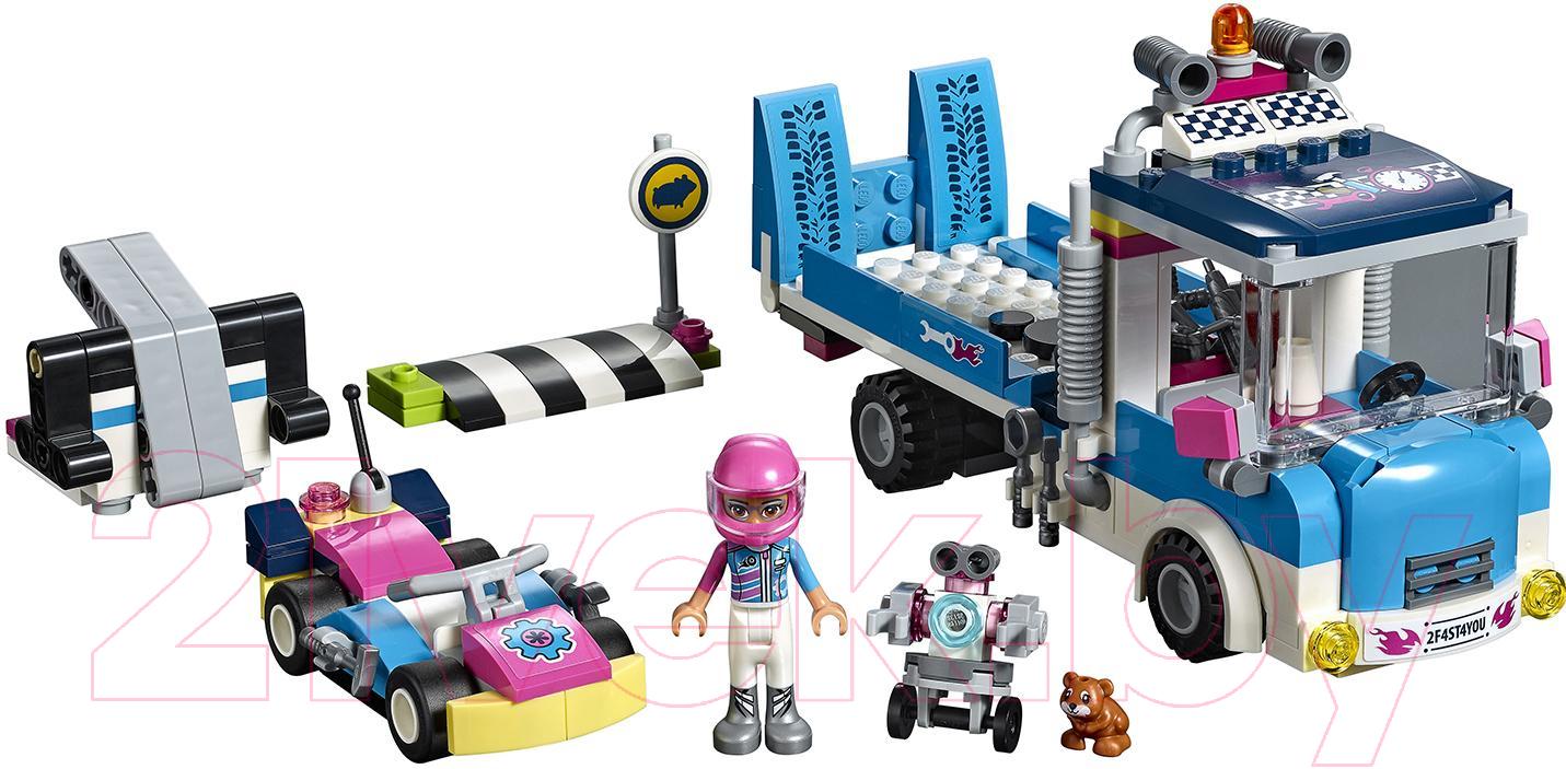 Купить Конструктор Lego, Friends Грузовик техобслуживания 41348, Китай, пластик