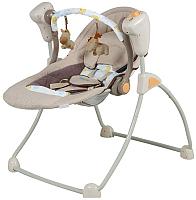 Качели для новорожденных Pituso Viola (коричневый) -
