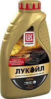 Моторное масло Лукойл Люкс SAE 5W40 SN/CF / 207464 (1л) -