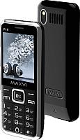 Мобильный телефон Maxvi P16 (черный) -