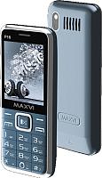 Мобильный телефон Maxvi P16 (маренго) -