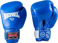 Боксерские перчатки Reyvel RV-101 / 10oz (синий) -