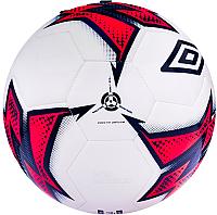 Футбольный мяч Umbro Neo Trainer 20877U (размер 5, белый/синий/розовый) -