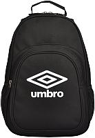 Рюкзак Umbro Team Backpack 751115 (черный/белый) -