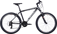 Велосипед Dewolf GL 40 (20, черный) -