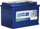 Автомобильный аккумулятор Ista 7 Series 6СТ-60А2HЕ (60 А/ч) -