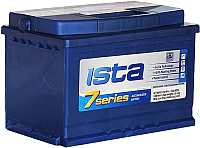 Автомобильный аккумулятор Ista 7 Series 6СТ-80А2Е (80 А/ч) -
