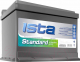 Автомобильный аккумулятор Ista Standard 6СТ-50А1 Е (50 А/ч) -