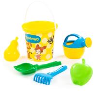 Набор игрушек для песочницы Полесье Простоквашино №5 / 83319 -