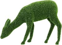 Каркасное топиари Грифонсервис Пасущийся олень ТОП31-1 (зеленый) -