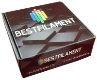 Пластик для 3D печати Bestfilament Набор ABS 10 цветов -