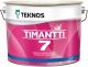 Краска Teknos Timantti 7 Base 3 (9л, прозрачный) -