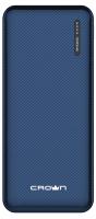 Портативное зарядное устройство Crown CMPB-5000 (синий) -
