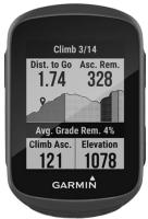 Велокомпьютер Garmin Edge 130 Plus GPS Bundle EU / 010-02385-11 -