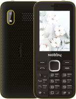 Мобильный телефон Nobby 221 (черный/желтый) -