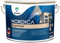 Грунтовка Teknos Nordica Primer Base 3 (2.7л) -