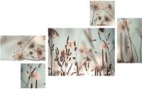 Картина модульная Orlix Set Полевой Натюрморт / CA-12826 -