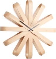 Часы каркасные Umbra Ribbon 118071-390 (дерево) -
