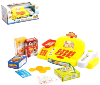 Касса игрушечная Zabiaka Продуктовая лавка / 1626473 -