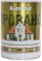 Антисептик для древесины Акватекс Прованс (750мл, орех) -
