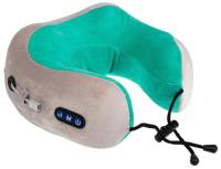 Массажная подушка Bradex KZ 0558 (серый/зеленый) -