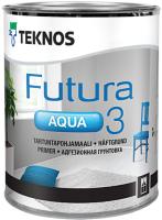 Грунтовка Teknos Futura Aqua 3 Base 3 (900мл) -