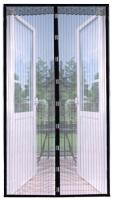 Москитная сетка на дверь Feniks FN220 (черный) -