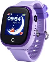 Умные часы детские Wonlex WiFi Dual Сamera GW400X (фиолетовый) -