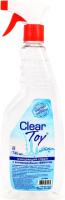 Средство для очищения интимных игрушек Clear Toy С антимикробным эффектом 14026 (740мл) -