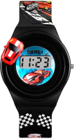 Часы наручные детские Skmei 1376 (черный) -