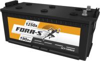 Автомобильный аккумулятор Fora-S Рус 4 клемма конус (190 А/ч) -