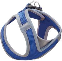 Шлея-жилетка для животных Triol 11361029 (M, синий) -